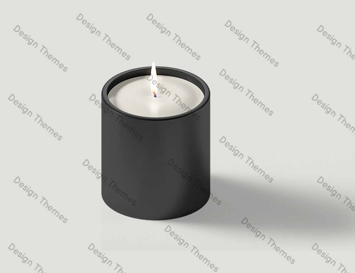 Candle for occasions