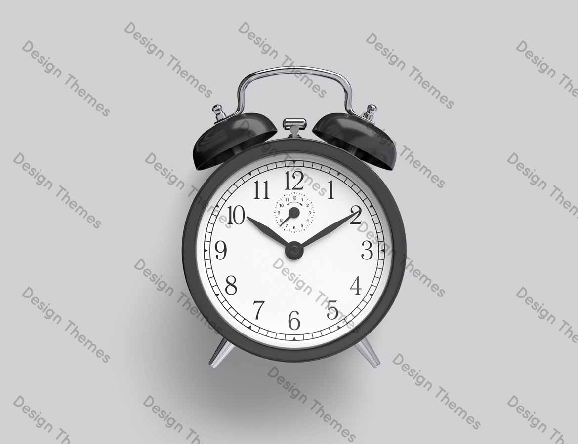 Alarm clock old style